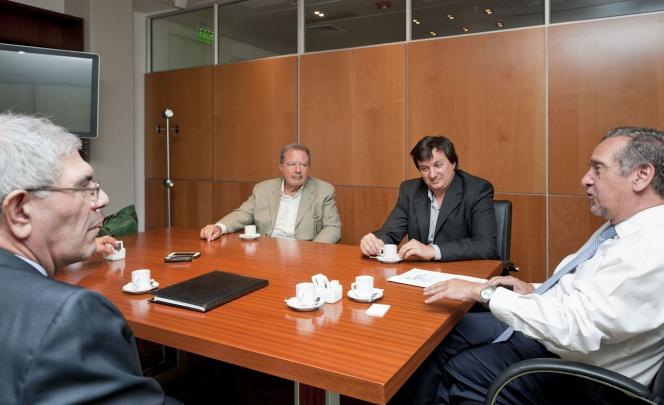 Entrevista con el Ministro Barañao